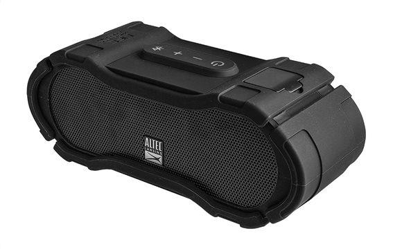 ALTEC LANSING φορητό ηχείο Boomjacket IP67 power bank NFC μαύρο
