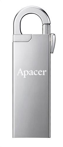 APACER USB Flash Drive AH13A USB 2.0 16GB Silver