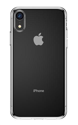 BASEUS θήκη Simplicity για iPhone XR ARAPIPH61-B02 διάφανη