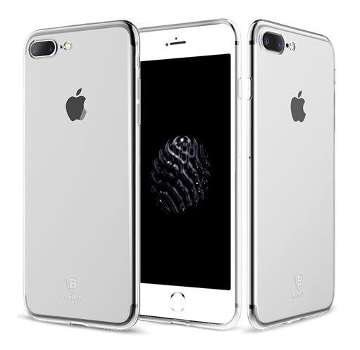 BASEUS θήκη Simple για iPhone 7/8 Plus ARAPIPH7P-B02 διάφανη