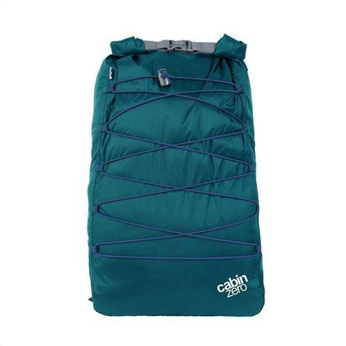 Cabin Zero Τσάντα πλάτης χιαστί 50x32x15cm 30lt σειρά ADV Dry Aruba Blue