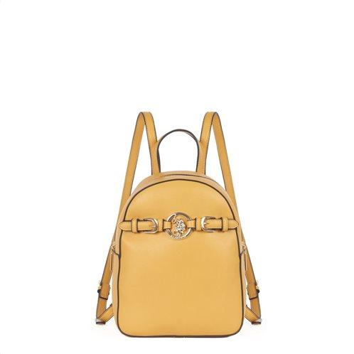 US Polo Assn. Τσάντα Πλάτης 20x10x26cm Delaware Yellow