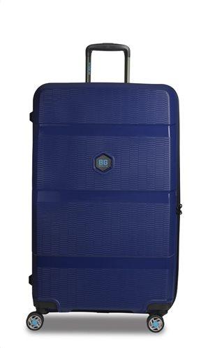 BG Berlin Βαλίτσα trolley expandable 81x49x32cm σειρά Zip2  Jazz Blue