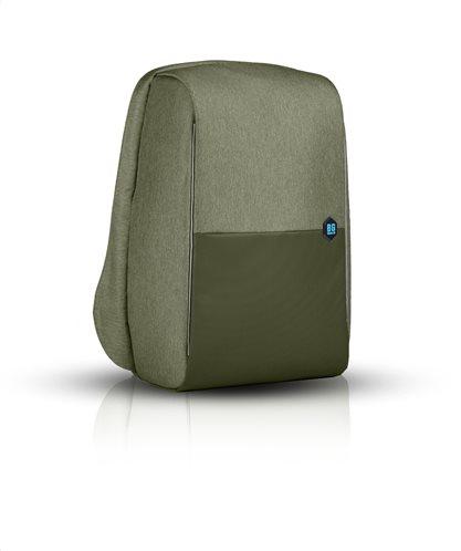 BG Berlin σακίδιο πλάτης Metrobag Burnt Olive με θέση για laptop 45x26x13cm
