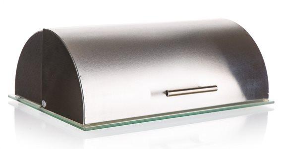 MAX HOME ΨΩΜΙΕΡΑ 39x28,5x14cm GRANDE GLASS 48828085