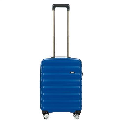 Bric s Βαλίτσα trolley καμπίνας polipropilene 55x38x20cm Rimini Blue