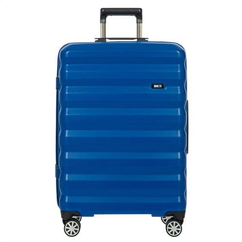 Bric s Βαλίτσα trolley μεσαίο μέγεθος polipropilene 69x48x27cm Rimini Blue