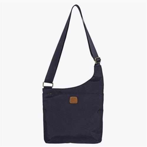 Τσαντα Ωμου-Body Bric's X-Bag Ocean Blue