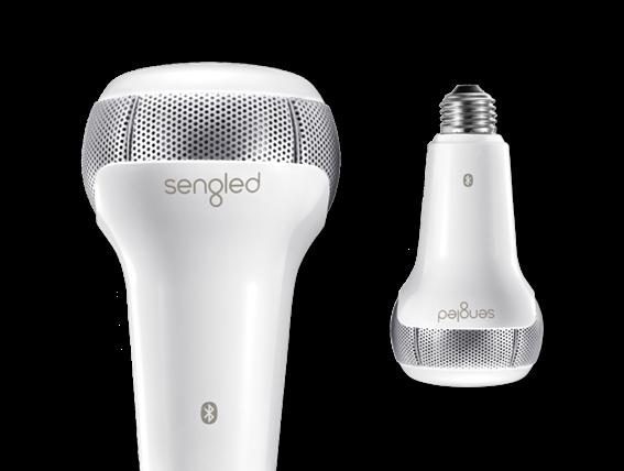 Sengled Λάμπα LED Solo με Ηχεία Bluetooth JBL