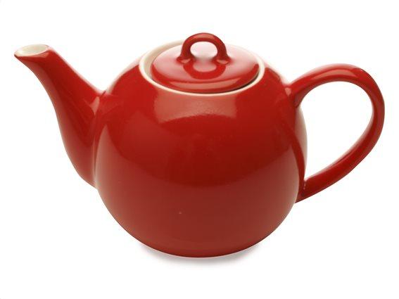 Maxwell & Williams Τσαγιέρα Κόκκινη Cafe Culture 400ml