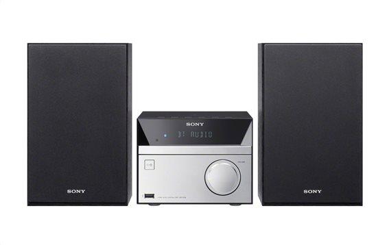Sony Ηχοσύστημα Micro HI-FI CMTSBT20 με Τεχνολογία Bluetooth®