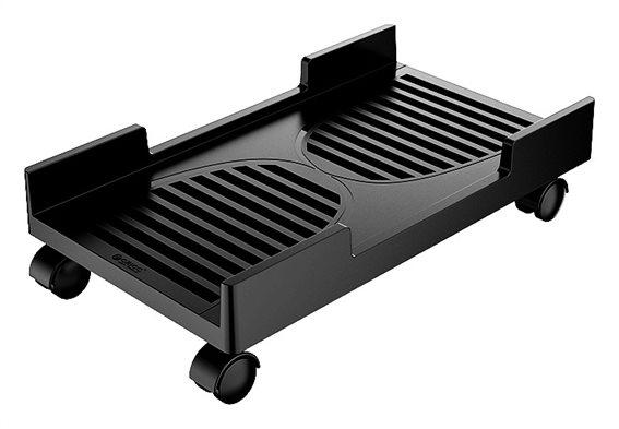 ORICO βάση PC με ρόδες CPB3 πλαστική μαύρη