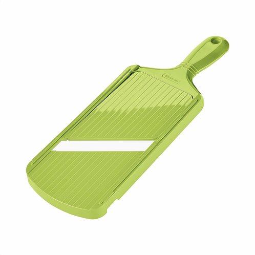 Kyocera Κόφτης για Λάχανο Ρυθμιζόμενος με Κεραμική Λεπίδα 8cm Πράσινος με Προστατευτικό 27,7X9,2X1,6