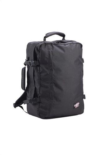 Cabin Zero Τσάντα πλάτης 51x37x20cm 44lt σειρά Travel Classic Absolute Black