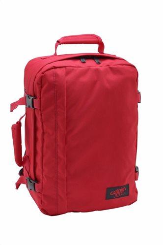 Cabin Zero Τσάντα πλάτης 44x30x19cm 36lt σειρά Travel Classic Naga Red