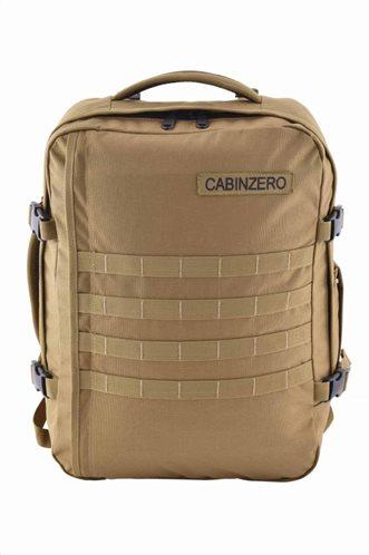 Cabin Zero Τσάντα πλάτης 46x31x15cm 36lt σειρά Urban Military Desert Sand