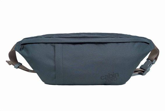 Cabin Zero Τσαντάκι μέσης 42x18x6cm 2lt σειρά Hip Pack Black Sand