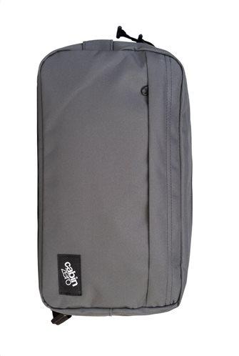Cabin Zero Τσάντα πλάτης χιαστί 33x19x10cm 11lt σειρά Cross Body Original Grey