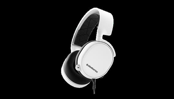 Steelseries Ακουστικά Arctis 3 Λευκή Έκδοση 2019
