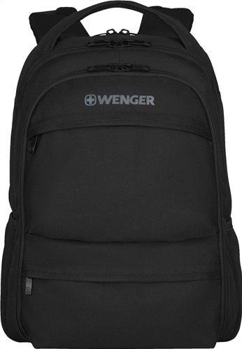 """WENGER, FUSE 15.6""""/40 Cm LAPTOP BKPK W/TABLET, BLACK (R)"""