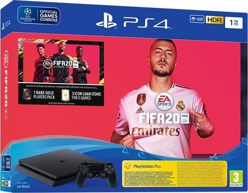 PS4 CONSOLE 1TB & FIFA 2020