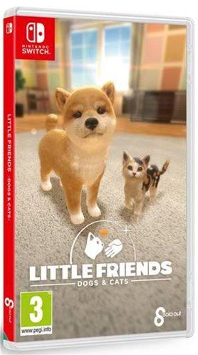 NSW LITTLE FRIENDS: DOGS & CATS