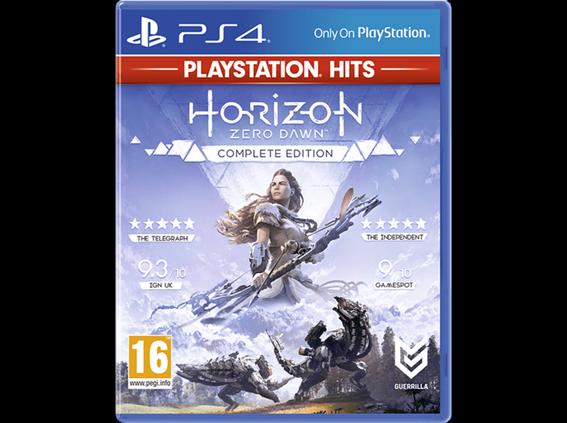 PS4 Hits Horizon Zero Dawn