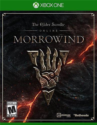 Bethesda The Elder Scrolls Online Morrowind Xbox One Game