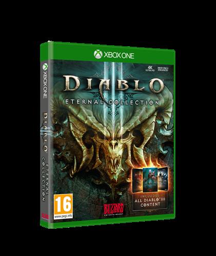 Blizzard Diablo 3 Eternal Collection Xbox One Game
