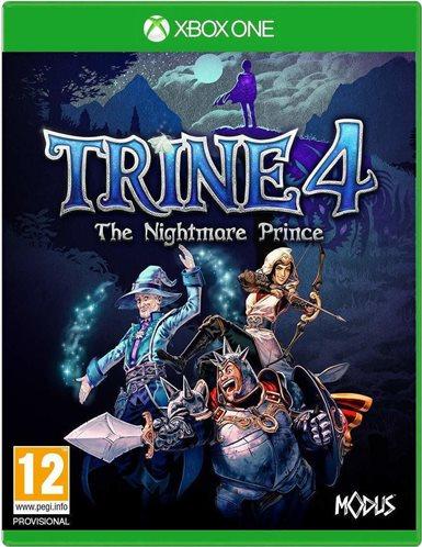 XB1 TRINE 4 THE NIGHTMARE PRINCE