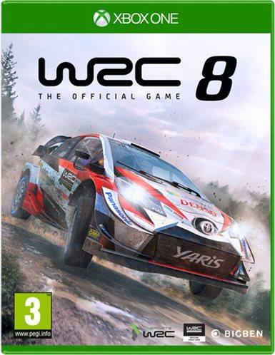 XB1 WRC 8