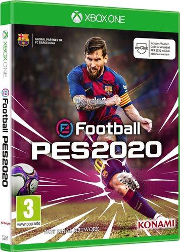 XB1 eFootball PES 2020 & Bonus