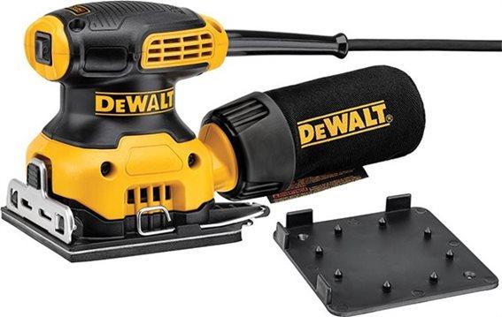 DEWALT 280W 125mm περιστροφικό τριβείο
