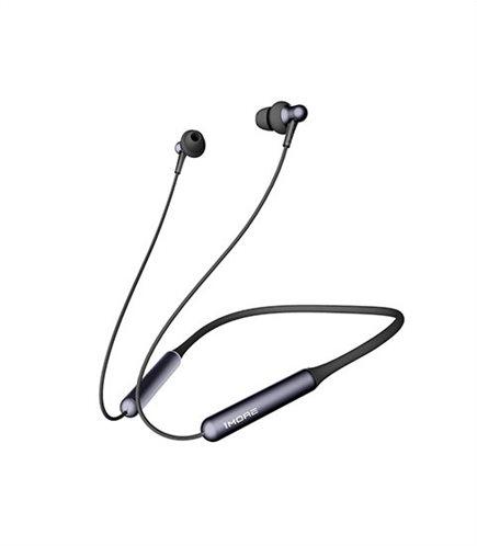 1MORE STYLISH BΤ BLACK  Ασύρματα ακουστικά in-Ear Νeckband με μικροφωνο