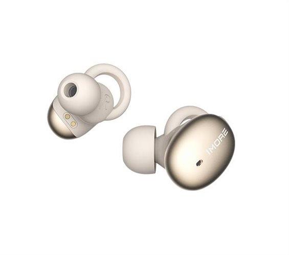 1MORE TRULY WIRELESS GOLD Ασύρματα ακουστικά in-Ear  με μικροφωνο