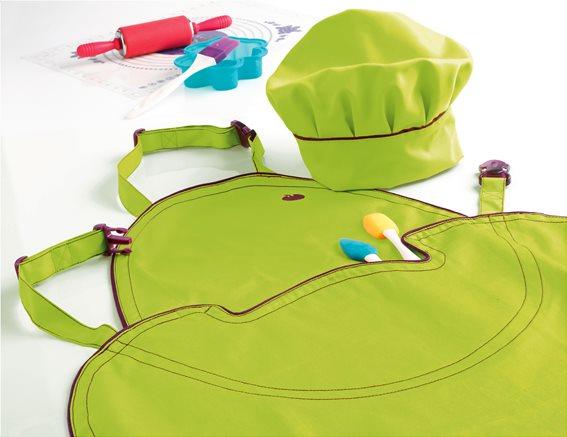 Mastrad Σκούφος Μαγειρικής Παιδικός Πράσινος