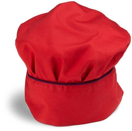 Mastrad Σκούφος Μαγειρικής Παιδικός Κόκκινος