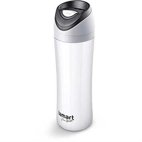 Lamart θερμός ανοξείδωτο Esprit λευκό LT4016 450ml