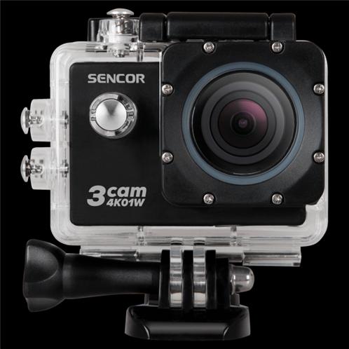 Sencor Action Camera WiFi 3CAM 4K01W