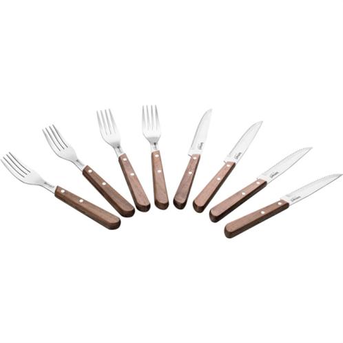 Lamart αξεσουάρ κουζίνας set μαχαιροπίρουνα lt2062 8tmx