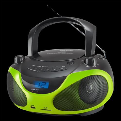 Sencor Φορητό Ράδιο- CD SPT 228 BG
