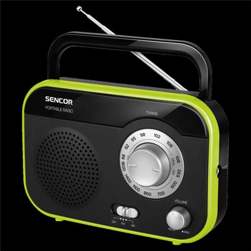 Sencor Φορητό Ψηφιακό Ραδιόφωνο SRD 210 BGN