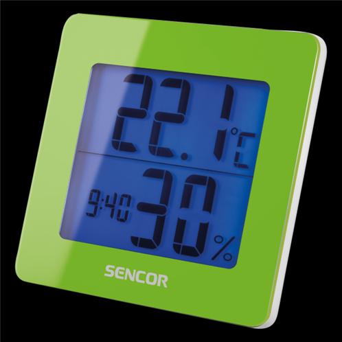 Sencor Θερμόμετρο-Ξυπνητήρι SWS 1500 GN