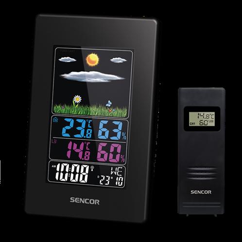 Sencor Μετεωρολογικος Σταθμός SWS 4000