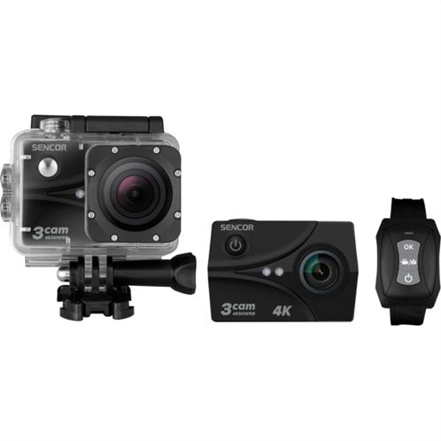 Sencor Κάμερα Δράσης 3CAM 4K50WR