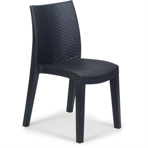 Fieldmann Πλαστική Καρέκλα LADY 2τμχ FDZN 3020