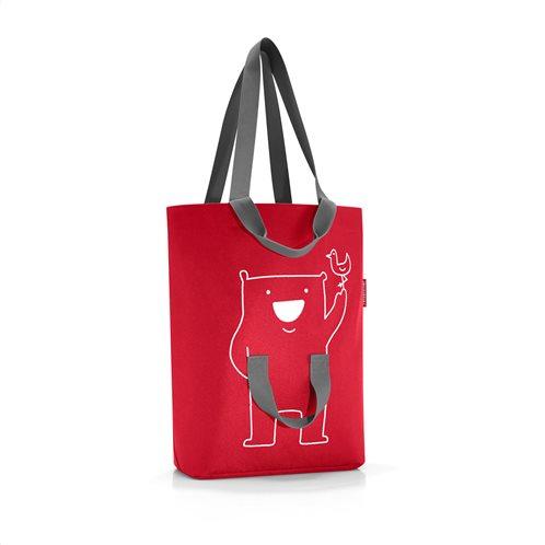 Reisenthel Τσάντα για ψώνια family bag 43x42x15cm 18lt Red