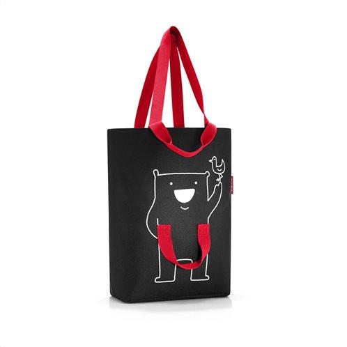 Reisenthel Τσάντα για ψώνια family bag 43x42x15cm 18lt Black