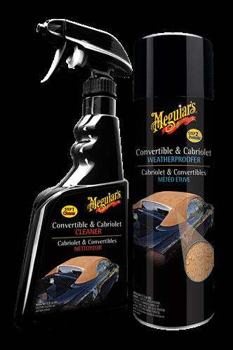 Meguiar's Cabriolet Cleaner Pack G2016PACK