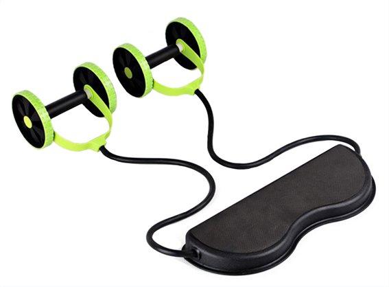 Σύστημα εκγύμνασης με λάστιχα αντίστασης Revoflex Xtreme πράσινο